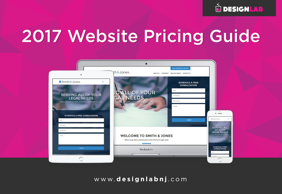 website-pricing-guide